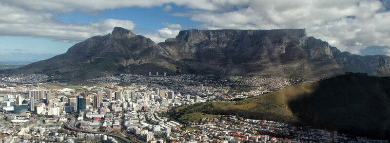 table mountains cape town south affrica